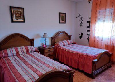 Habitación 2 individuales