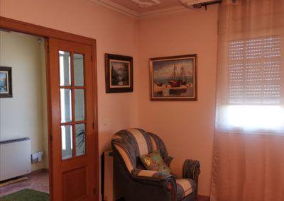 Vista salón 1ª planta