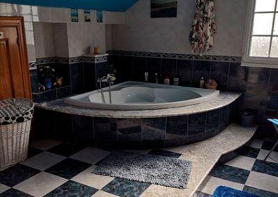 baño - buhardilla