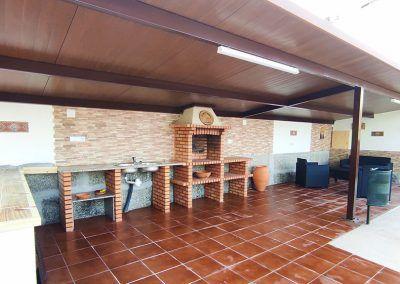 Barbacoa Casa Rural de Rey